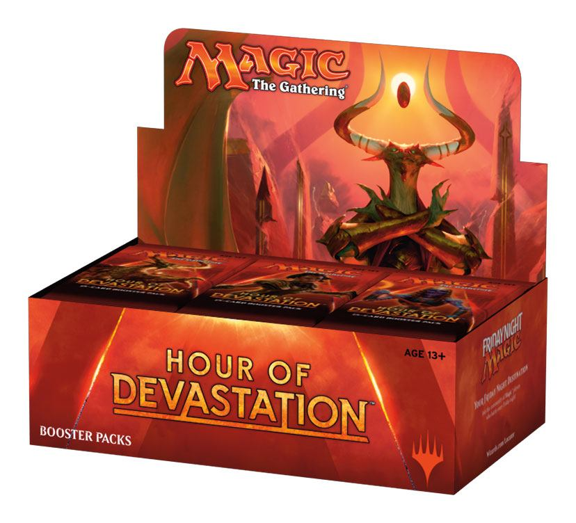 Magic the Gathering Hour of Devastation Booster Display (36) english