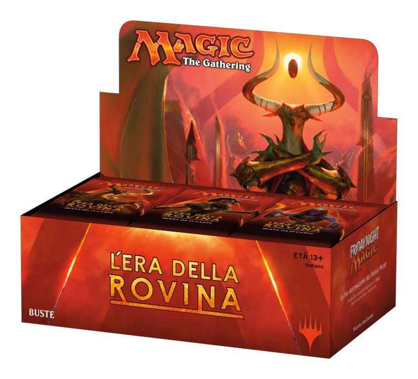 Magic the Gathering L'Era della Rovina Booster Display (36) italian