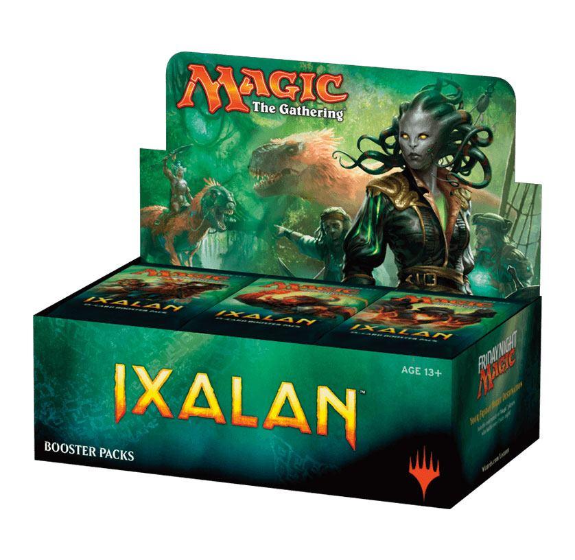 Magic the Gathering Ixalan Booster Display (36) english