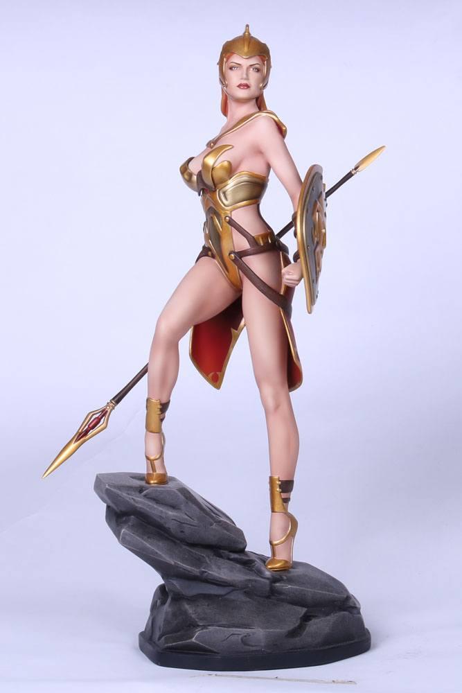 Fantasy Figure Gallery Greek Mythology Collection Statue 1/6 Athena (Wei Ho) 36 cm