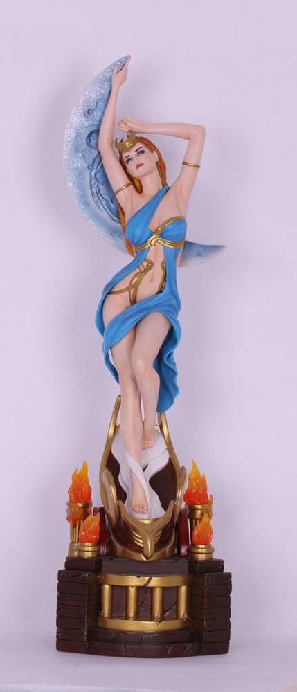 Fantasy Figure Gallery Greek Mythology Collection Statue 1/6 Selene (Wei Ho) 37 cm