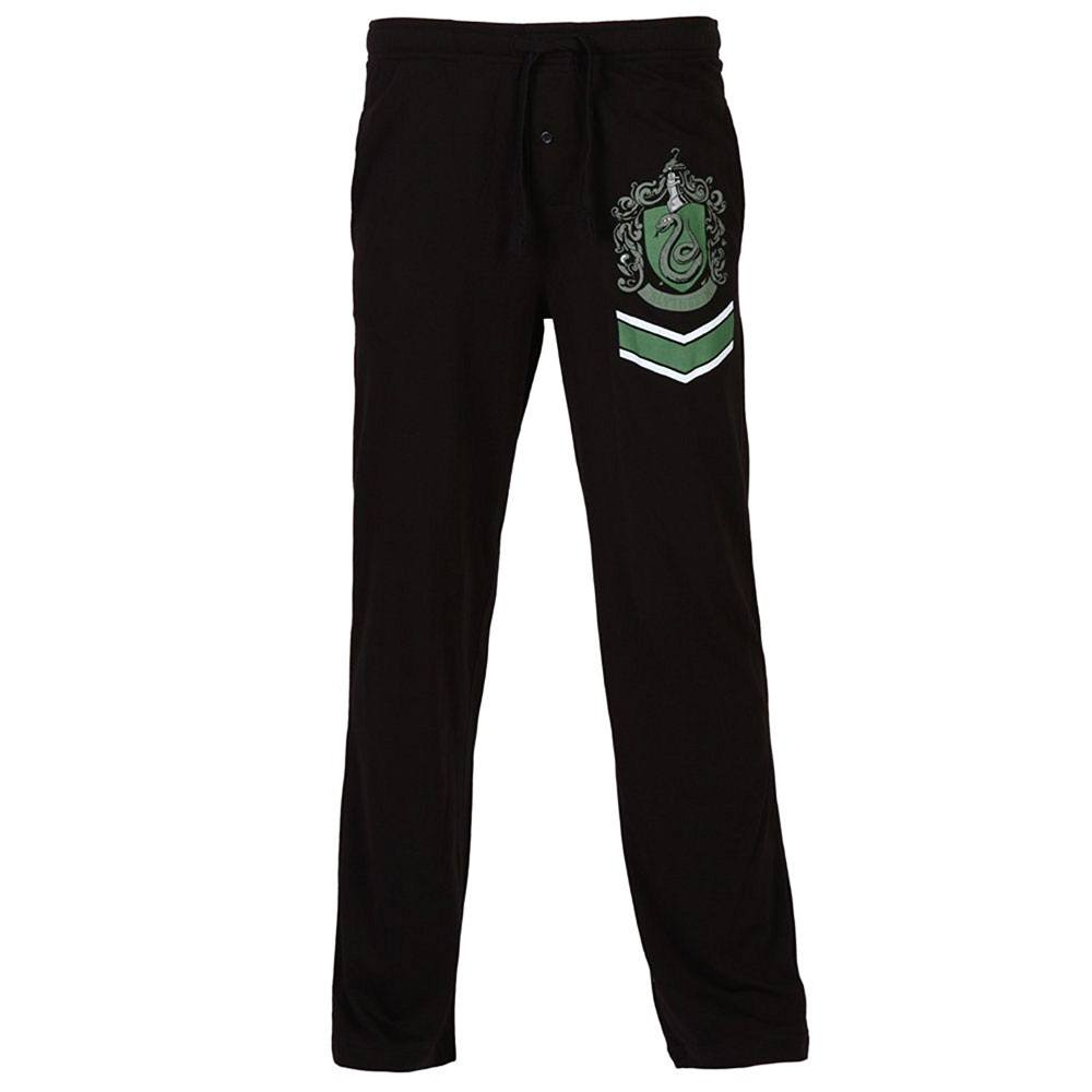 Harry Potter Lounge Pants Slytherin Crest Size M