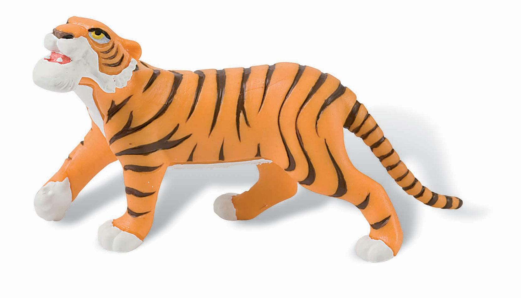 The Jungle Book Figure Shere Khan 8 cm