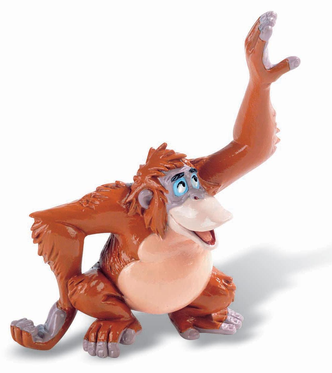 The Jungle Book Figure King Louie 11 cm