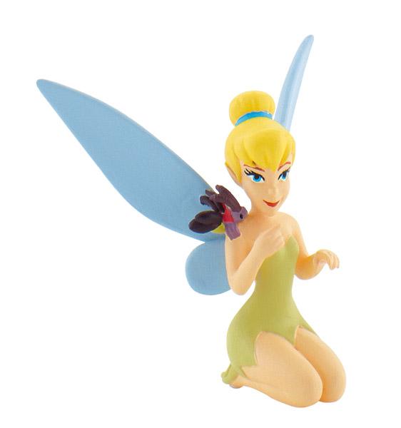 Peter Pan Figure Tinkerbell with Blaze 7 cm
