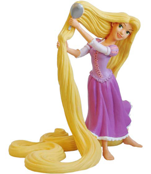 Tangled Figure Rapunzel 12 cm