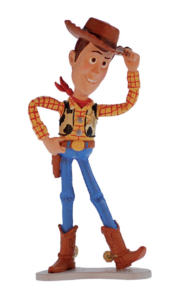 Toy Story 3 Figure Woody 10 cm