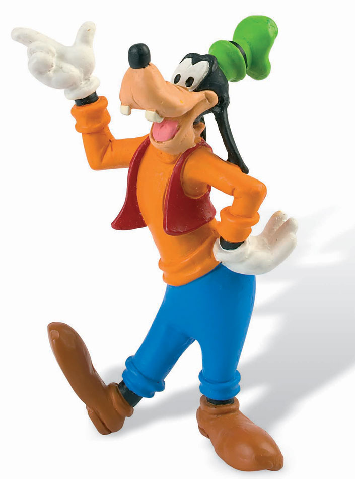 Mickey Mouse Clubhouse Figure Goofy 9 cm