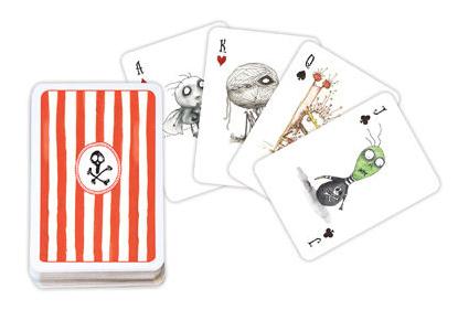 Tim Burton Playing Cards