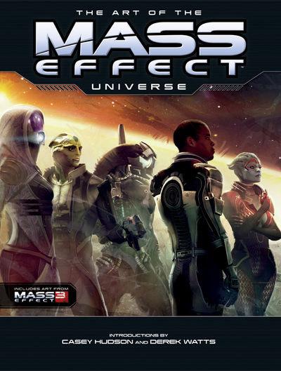 Mass Effect Art Book The Art of the Mass Effect Universe