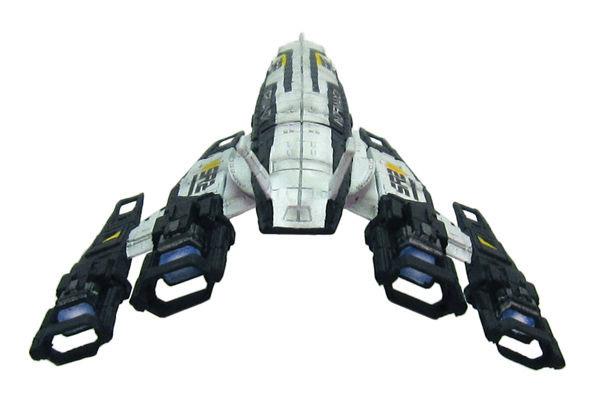 Mass Effect Replica Cerberus Normandy SR-2 15 cm