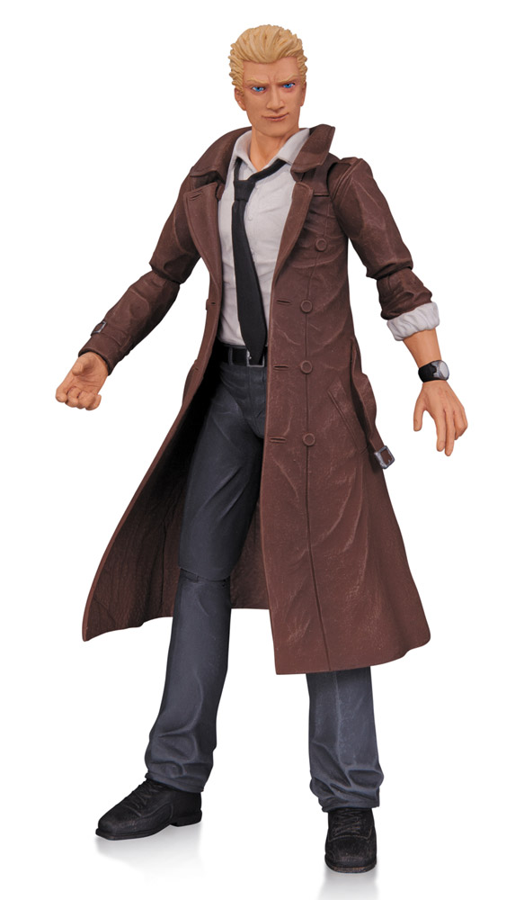 Justice League Dark Action Figure The New 52 John Constantine 17 cm --- DAMAGED PACKAGING