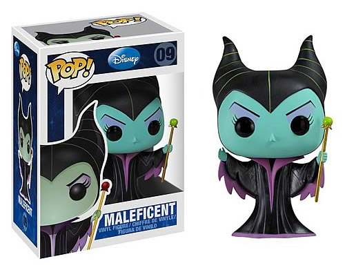 Maleficent POP! Vinyl Figure Maleficent 10 cm