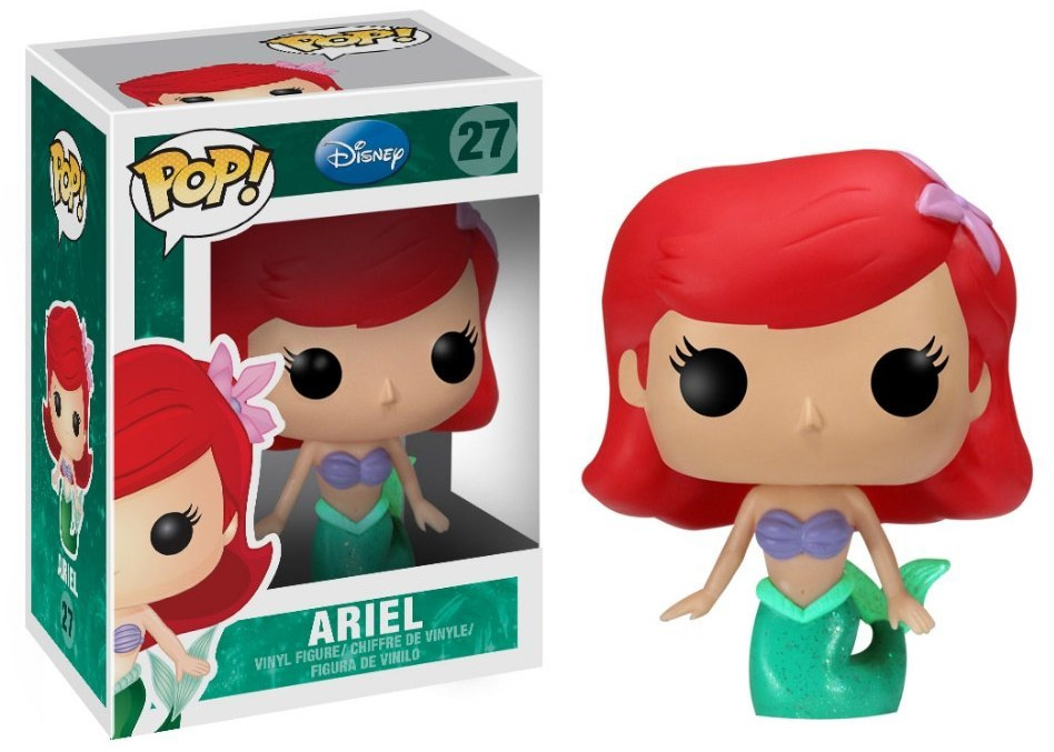The Little Mermaid POP! Vinyl Figure Arielle 10 cm