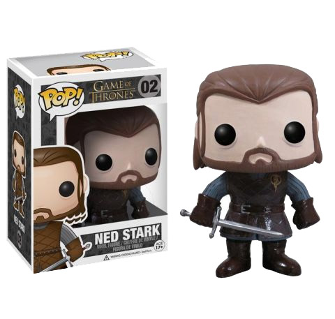 Game of Thrones POP! Vinyl Figure Ned Stark 10 cm