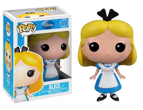 Alice in Wonderland POP! Vinyl Figure Alice 10 cm