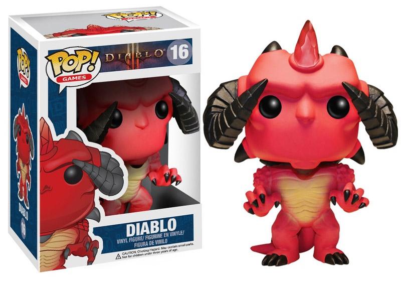 Diablo POP! Vinyl Figure Diablo 10 cm