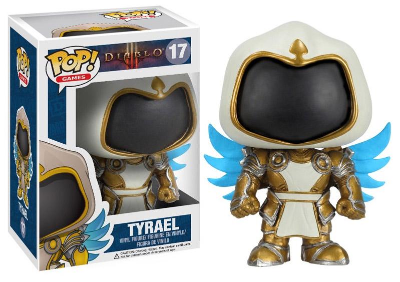 Diablo POP! Vinyl Figure Tyrael 10 cm