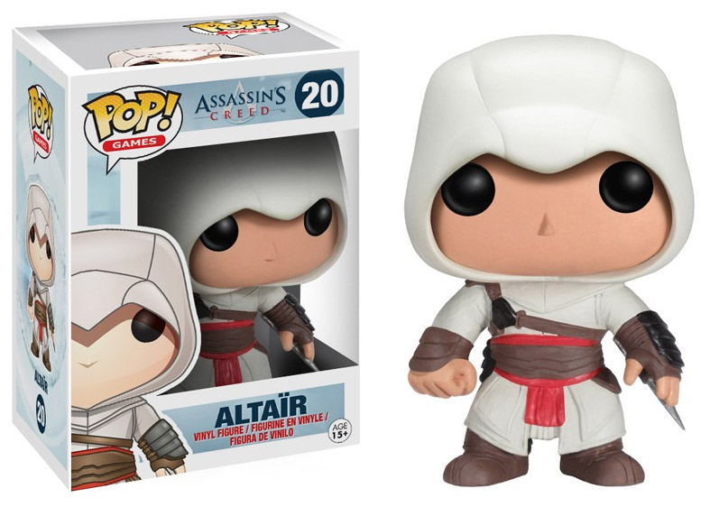 Assassin´s Creed POP! Vinyl Figure Altair 10 cm