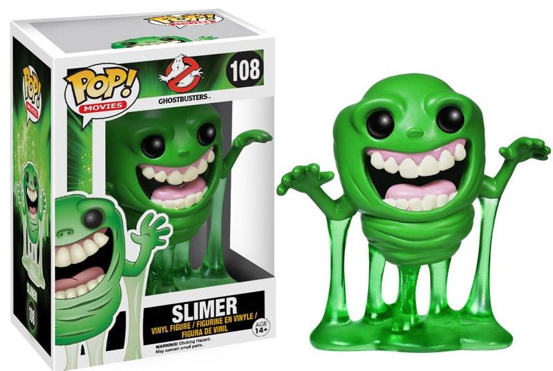 Ghostbusters POP! Vinyl Figure Slimer 10 cm