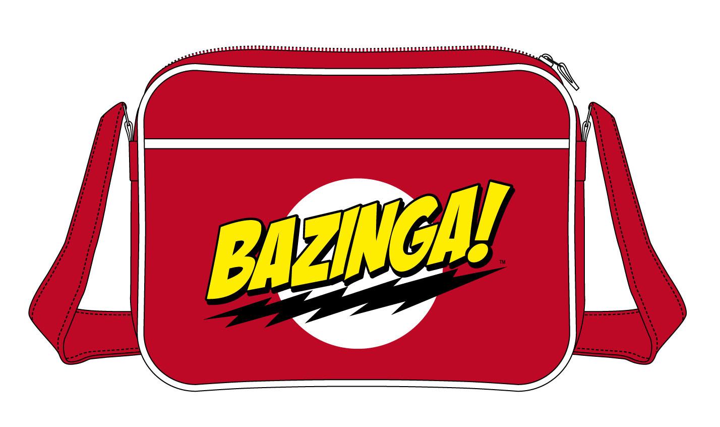 The Big Bang Theory Shoulder Bag Bazinga