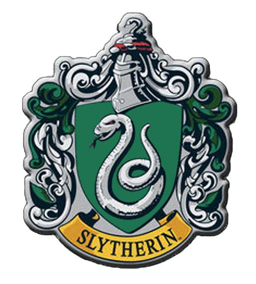 Harry Potter Fridge Magnet Slytherin Crest