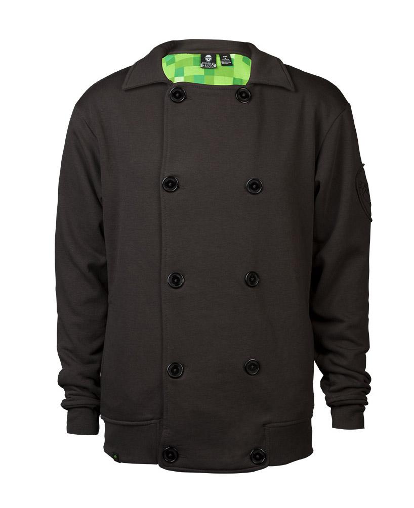 Minecraft Premium Fleece Jacket Size M