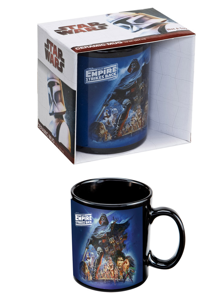 Star Wars Mug The Empire Strikes Back