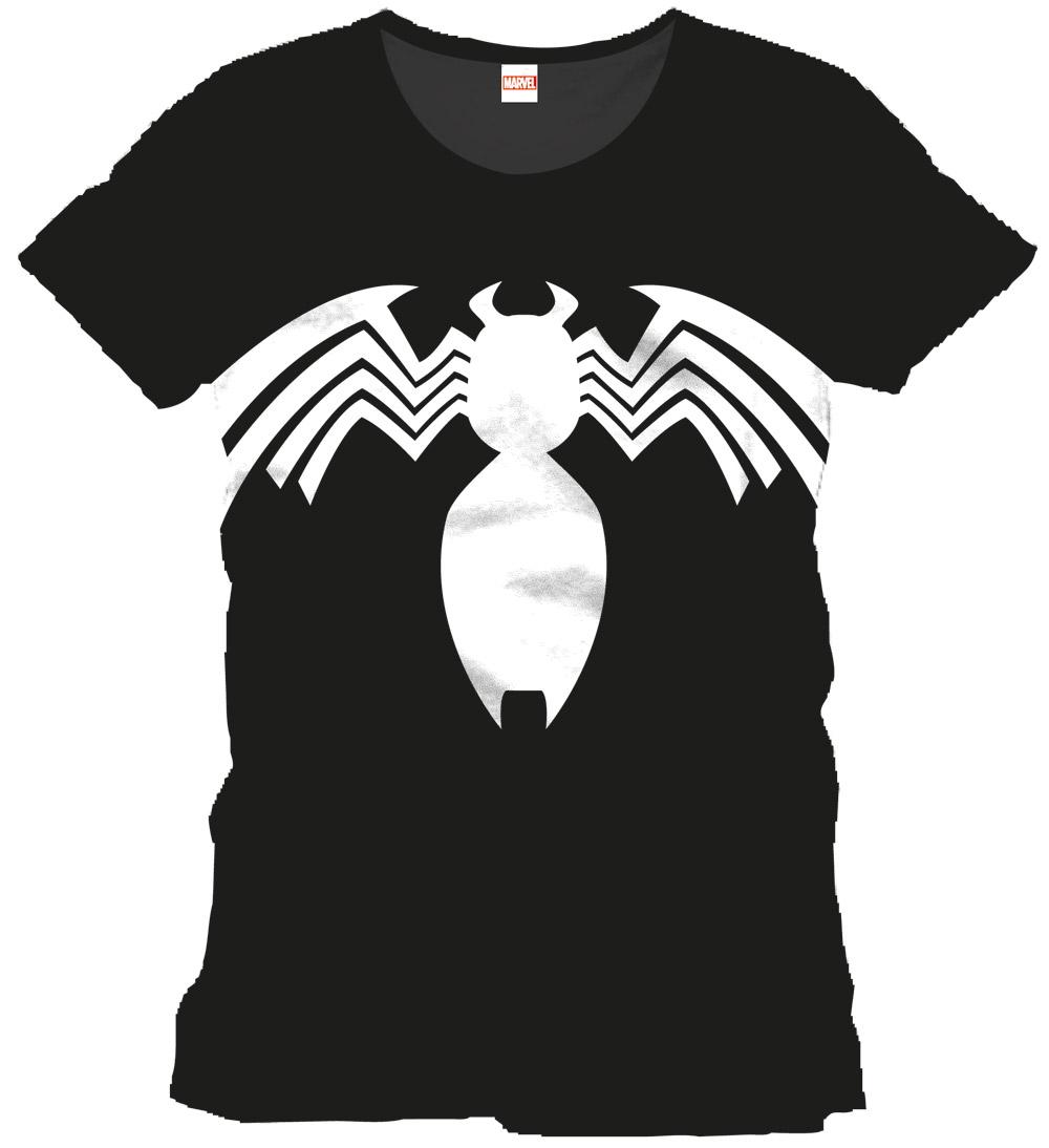 Spider-Man T-Shirt Big Spider Logo Size L