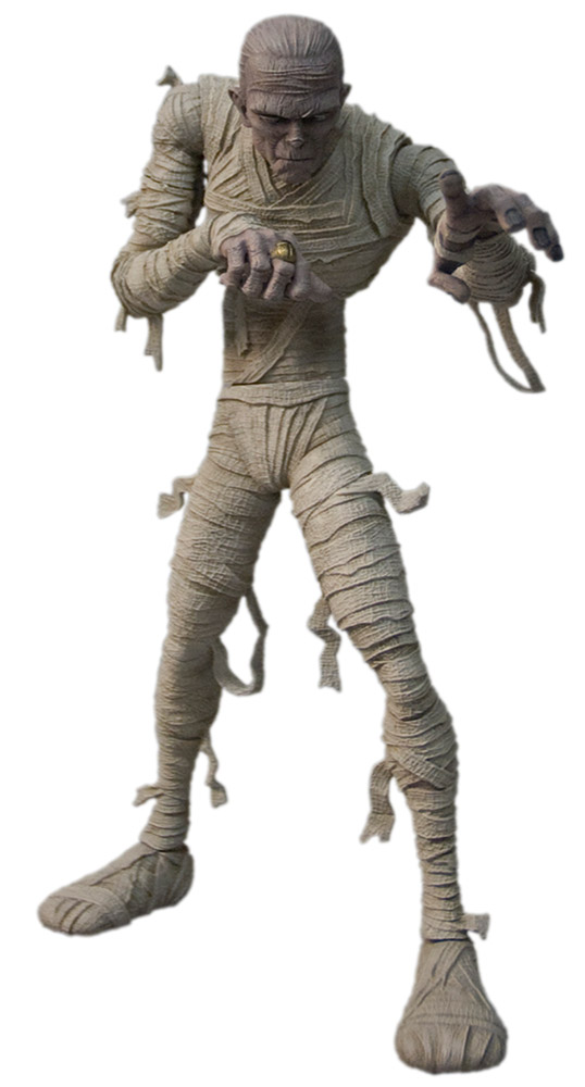 Universal Monsters Action Figure The Mummy 23 cm