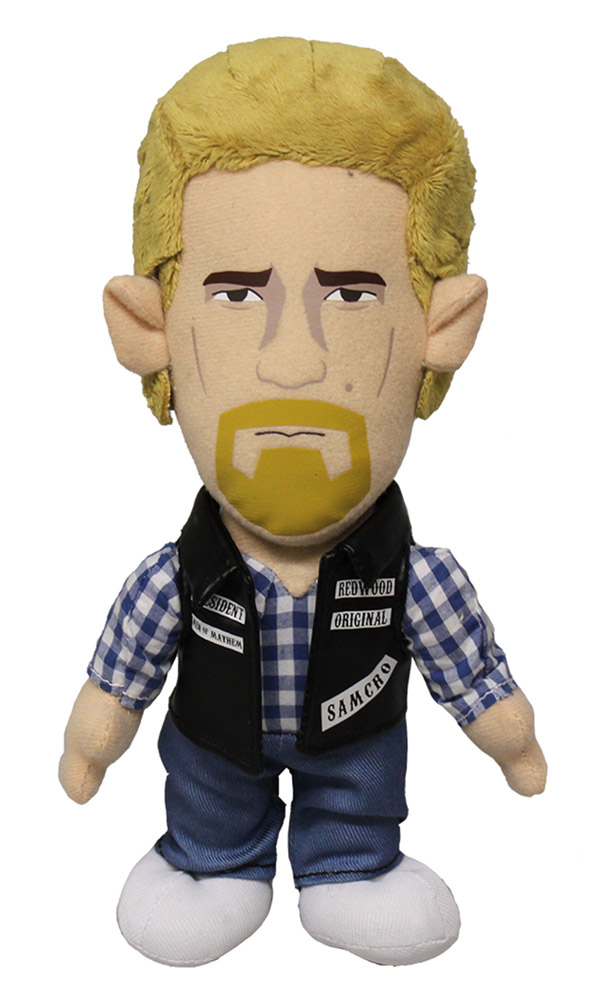 Sons of Anarchy Plush Figure Jax Teller 20 cm