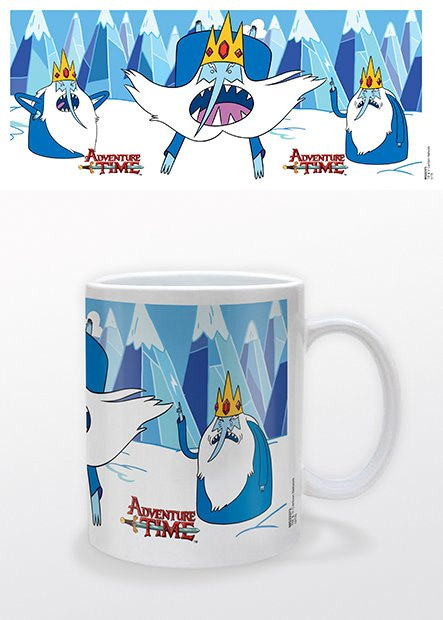 Adventure Time Mug Ice King