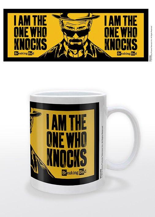 Breaking Bad Mug I Am The One Who Knocks