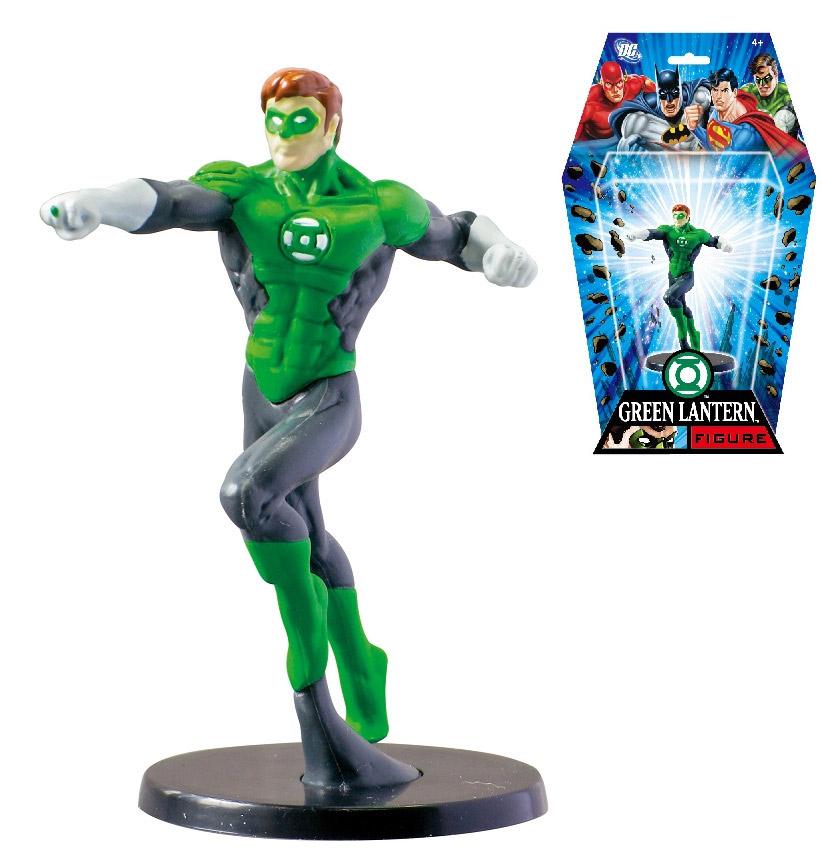 DC Comics Mini Figure Green Lantern A 7 cm