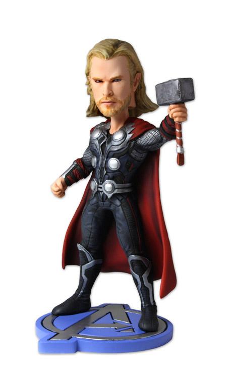 The Avengers Head Knocker Bobble-Head Thor 18 cm