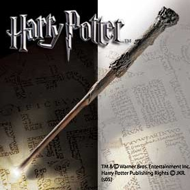 Harry Potter Replica Harry´s Illuminating Wand