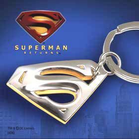 Superman Returns - Keychain 7 cm