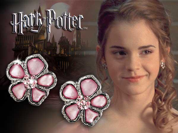 Harry Potter - Hermione´s Yule Ball Earrings