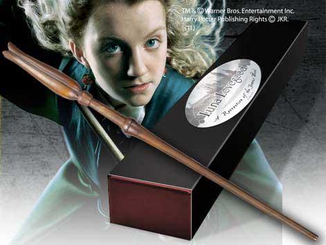 Harry Potter Wand Luna Lovegood (Character-Edition)