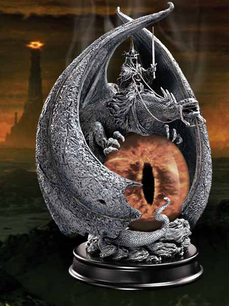 Lord of the Rings Statue The Fury of the Witch King 20 cm
