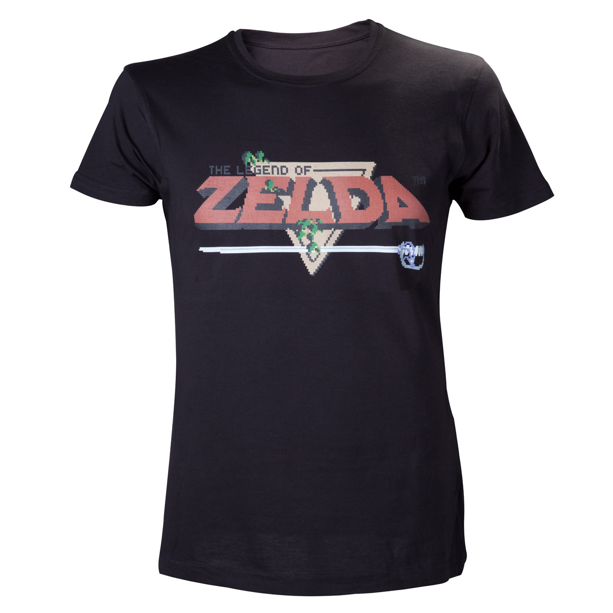 The Legend of Zelda T-Shirt Sword Logo Size L