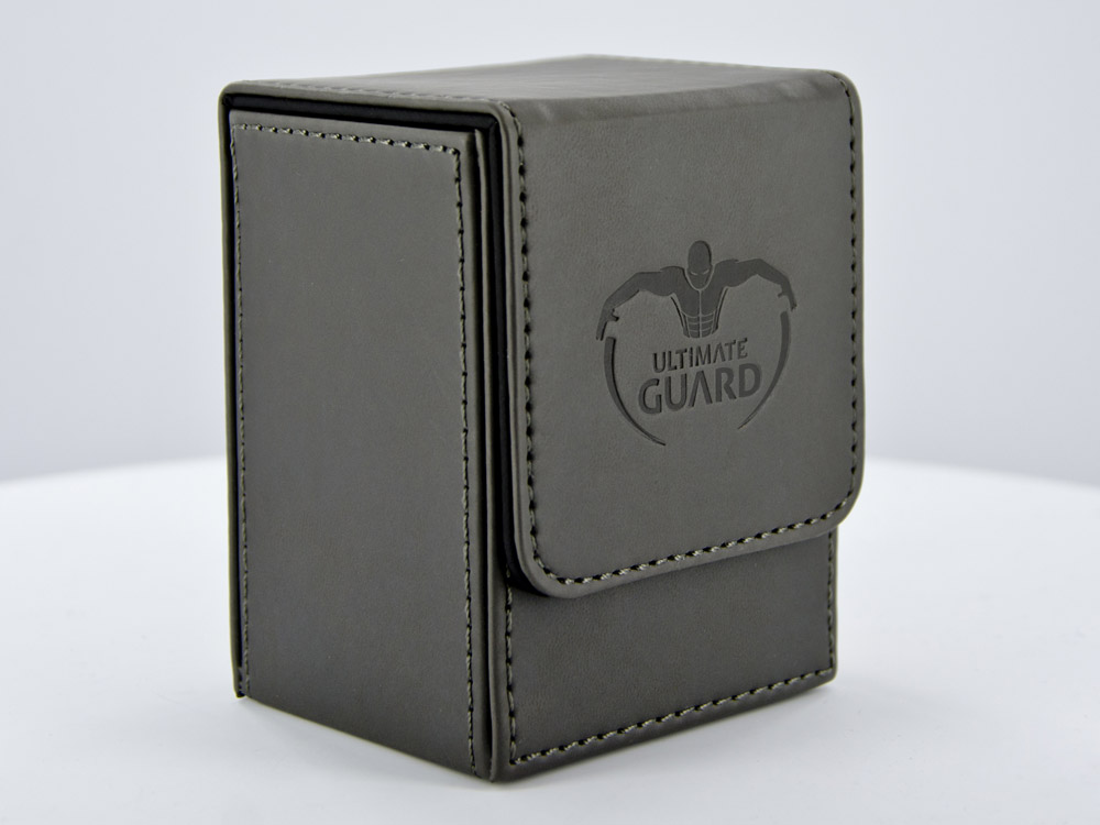 Ultimate Guard Flip Deck Case 80+ Standard Size Black