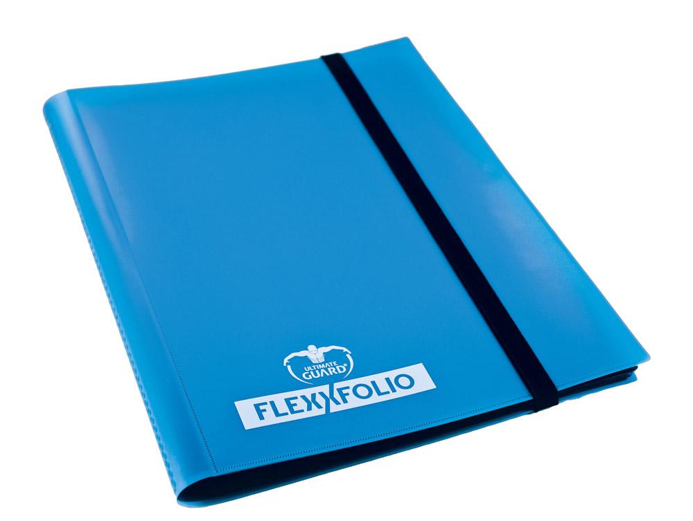 Ultimate Guard 4-Pocket FlexXfolio Blue