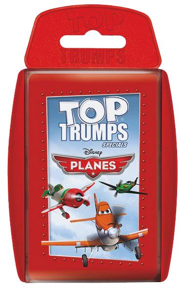 Planes Top Trumps *German Version*