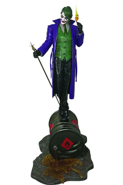 DC Comics Fantasy Figure Gallery Statue 1/6 Joker (Luis Royo) 46 cm