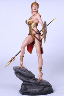 Fantasy Figure Gallery Greek Mythology Collection Statue 1/6 Athena (Wei Ho) 36 cm