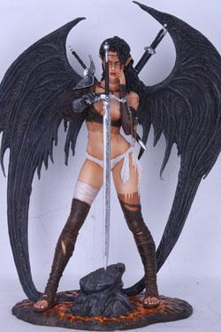 Fantasy Figure Gallery Resin Statue 1/4 Dark Elf (Luis Royo)