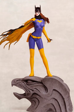 DC Comics Fantasy Figure Gallery Statue 1/6 Batgirl Web Exclusive (Luis Royo) 46 cm
